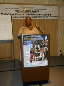 DSCN0007 e1314249636711 225x300 Ramadan Session aglow with wisdom of W.D. Mohammed