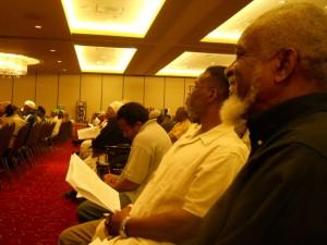 DSCN0024 300x225 Ramadan Session aglow with wisdom of W.D. Mohammed