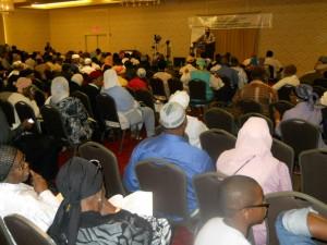 DSCN0035 300x225 Ramadan Session aglow with wisdom of W.D. Mohammed