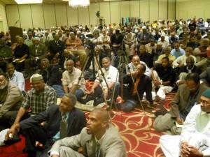 DSCN7382 300x225 Ramadan Session aglow with wisdom of W.D. Mohammed
