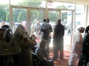 DSCN7412 300x225 Ramadan Session aglow with wisdom of W.D. Mohammed